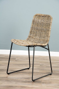 Urban Fusion Kubu Wicker Dining Chair