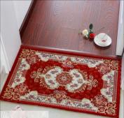 Foyer floor mats door - to - door carpets Ottomans living room bedroom kitchen door mats bathroom absorbent non - slip mats , 6