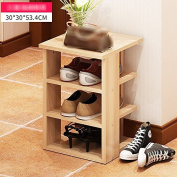 ZHDC® Shoe rack, Simple modern Shoe rack Multiple layers Home Shoebox Economy simple Shoes Storage rack Saving space