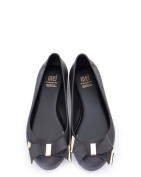 Melissa Footwear Bow Front Jelly Pumps