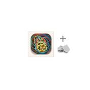 Tescoma flexispace Tool Rack Drawer, White, 7.4 X 4.9 X 11.5 cm