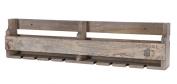 Hollyberry Home Rack Holds 10 Bottles-Henschke, Wood, Natural, 13 x 113 x 27 cm