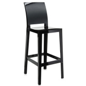 Kartell One More Please Chairs, Black, 152 x 65 x 46 cm