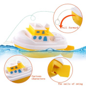 Baby Kids Bathing Toys,Byste Shower Wash Play Cartoon Pull Educational Toys