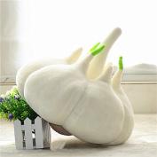 LUOTIANLANG Plush toys creative cartoon 3D sofa pillow pillow garlic car cushion bedding Home Furnishing exquisite decorations