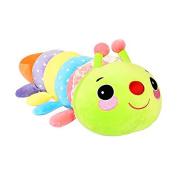 LUOTIANLANG Plush toys creative cartoon 3D colourful sofa pillow pillow caterpillar car cushion bedding Home Furnishing exquisite decorations