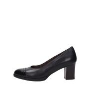 Melluso X5601 Decollete Woman Leather Black Black 40