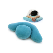 Office nap pillow Sleeping pillow Suitable for students Go to work family Sofa cushions Waist massage pillow