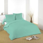 Lovely Casa d24820019 Alicia flat sheet Almond Cotton 300 x 240 cm