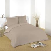 Lovely Casa d24820016 Alicia Cotton Flat Sheet 240 x 300 cm