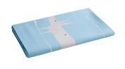 Scion Mr Fox Towel Living 290 x 180 cm Cotton Blue