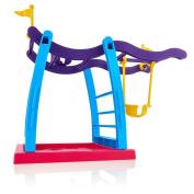 Stand per arrampicarsi,LUVERSCO Jungle Swing Gym Playset Stand interattivo di scimmia del bambino