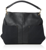 New Look Womens Hally Slouchy Shoulder Bag Black