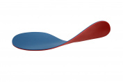 Dual Layer PORON Insoles|Standard or Large WITH SIZE CARD TO TRIM|Shock Absorbing Insole|Orthotic/Running/Walking