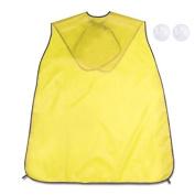 PriMI Creative Shaving Cloth Haircut Cloth Tool-Yellow