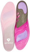 lightweight SofSole Gel Active Performance Gel sole anatomical Unisex can be cut + free Sports socks - Multicolour, Damen 35-42