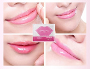 Wanshop 1Pcs BAIMISS Sexy Collagen Crystal Lip Care Mask Anti-Ageing Membrane Moisture