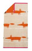 Scion Mr Fox Bath Towel Living Cotton 150 x 90 cm