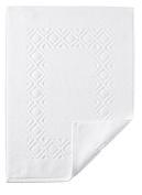 Egeria Bath Mat L Bath Mat 70x130 cm L 001 White