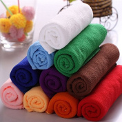 Children Print Small Towel Absorbent Microfibre Bath Towel Drying Car Cleaning Wash Clean Cloth