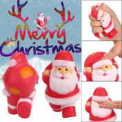IGEMY Exquisite Santa Claus Scented Squishy Charm Slow Rising 13cm Simulation Kids Toy