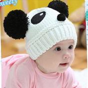 COFCO Baby Hat, Cute Baby Kids Girls Boys Stretchy Warm Winter Pwitha Cap Hat Beanie