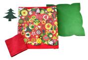 wosde wnat26b Equipment, Fabric, Red, 240 x 160 x 1 cm, 26 Units