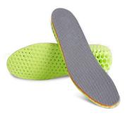 Breathable Orthotics Absorbing Sports EVA Menory Foam Inserts 1.5cm Running insole