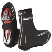 BBB WaterFlex Cycling Overshoes - Neon Yellow - Eur 43-44