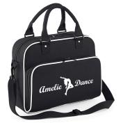 iClobber Personalised Street Dancing Bag Your Name & Dance -