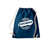Shirtinstyle Gym Bag Gym Bag Best Cousine in the World