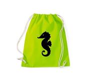 Shirtinstyle Gym Bag Gym Bag Sailing Designs Seahorse