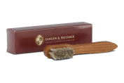 Langer & Messmer Frame brush made of 100%% Horsehair - the shoe brush to the Care the shoe frame