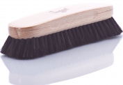 Burgol Rosewood Polishing Brush, Black, Luscious Handeinzug length, 22 MM