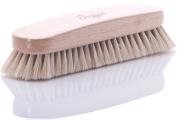 Burgol Rosewood Polishing Brush, Light, 22 MM Length of hair extensions, Handeinzug