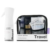 Jason Markk Men's Repel Spray and Travel Cleaning Kit (Combo) White