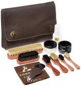 La Cordonnerie Anglaise Wax Shoe Instant Nomad Case, Brown