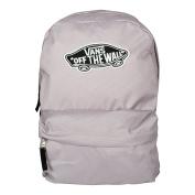 Vans Realm Backpack Casual Daypack, 42 cm, 22 Litres, Sea Fog