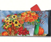 MailWraps Mum's the Word MailWrap Mailbox Cover 01415