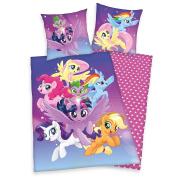 My little Pony Bed Linen, Cotton, Multi-Colour, 200 x 140 x 0.2 cm