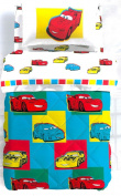 Disney Cars Friends Quilt CALEFFI Microfibre Single Bed