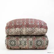 Aristocratic Quilt – 2 Seater, Red