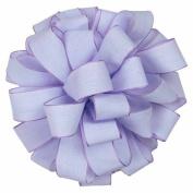 Offray Heathered Craft Ribbon, 3.8cm by 25-Yard, Iris