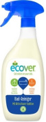 ECOVER Bathroom Cleaner Fresh fragrance thanks to raw plant-based materials - Recyclable packaging - Suitable for chrome surfaces - With a fresh fragrance - Fights against soap scum and dirt - 500 ml