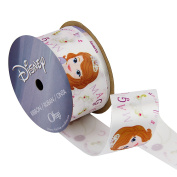 Offray Sofia The First Craft Ribbon, 3.8cm by 2.7m, Magic by Offray