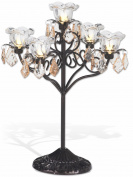 Exhart 53951 Anywhere 5 Flame Hannah Series Candelabra