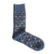 Women Socks Winter,Mamum Women Casual Flower Print Socks Cute Unisex Socks Black/ Blue/ Green / Grey / Navy / White