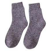 Women Socks Winter,Mamum New Women Winter Warm Leg Warmers Cable Knit Knitted Crochet Long Socks Black/ Blue/ Coffee/ Grey/ Pink