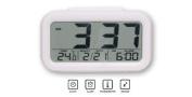 Dakota - Travel alarm clock Multifunction Assorted Colours - 23005DK