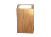 Home mall- LED Solid Wood Ceiling Lamp Modern Fashion Living Room Bedroom Kitchen Children's Room Light